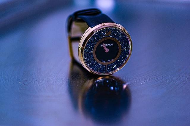 montre cristal swarovski