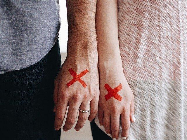 les hommes ont peur de souffrir dans une relation